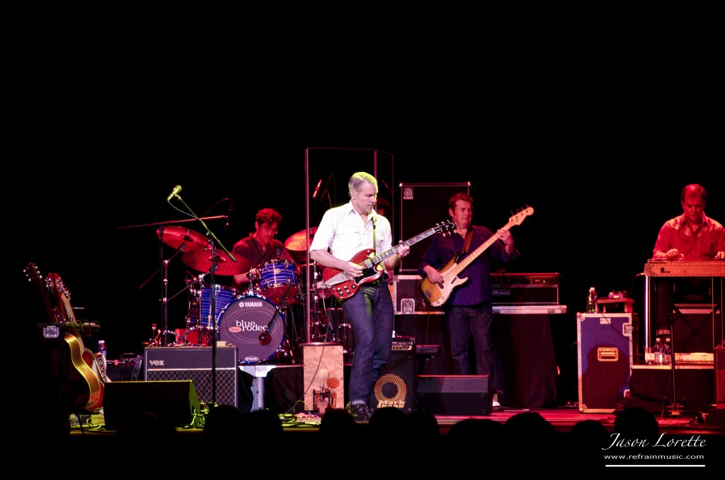 Blue Rodeo - Casino NB - 01/21/13