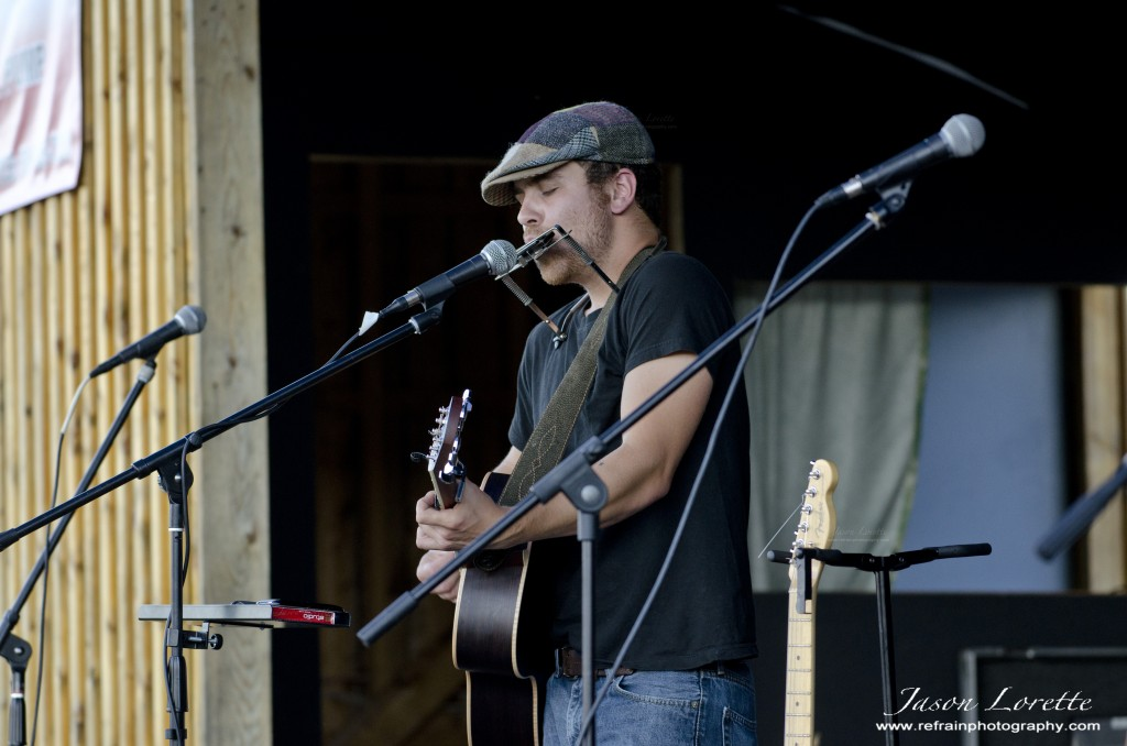 The Lonesome Line - 2nd Annual Nashwaak Music Festival