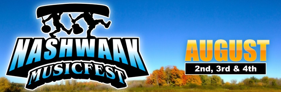 2nd Annual Nashwaak Music Festival