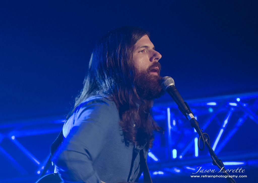 Seth Avett - The Avett Brothers - 2013 Harvest Jazz & Blues Festival
