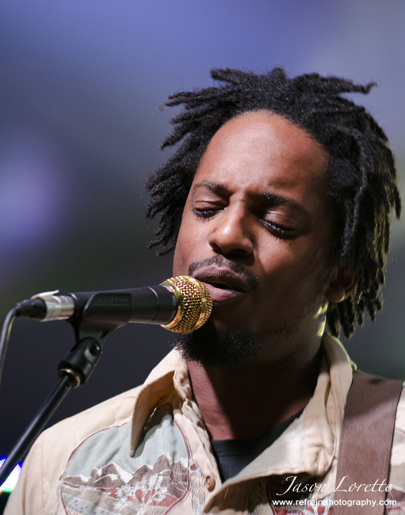 Black Joe Lewis - 2013 Harvest Jazz & Blues Festival