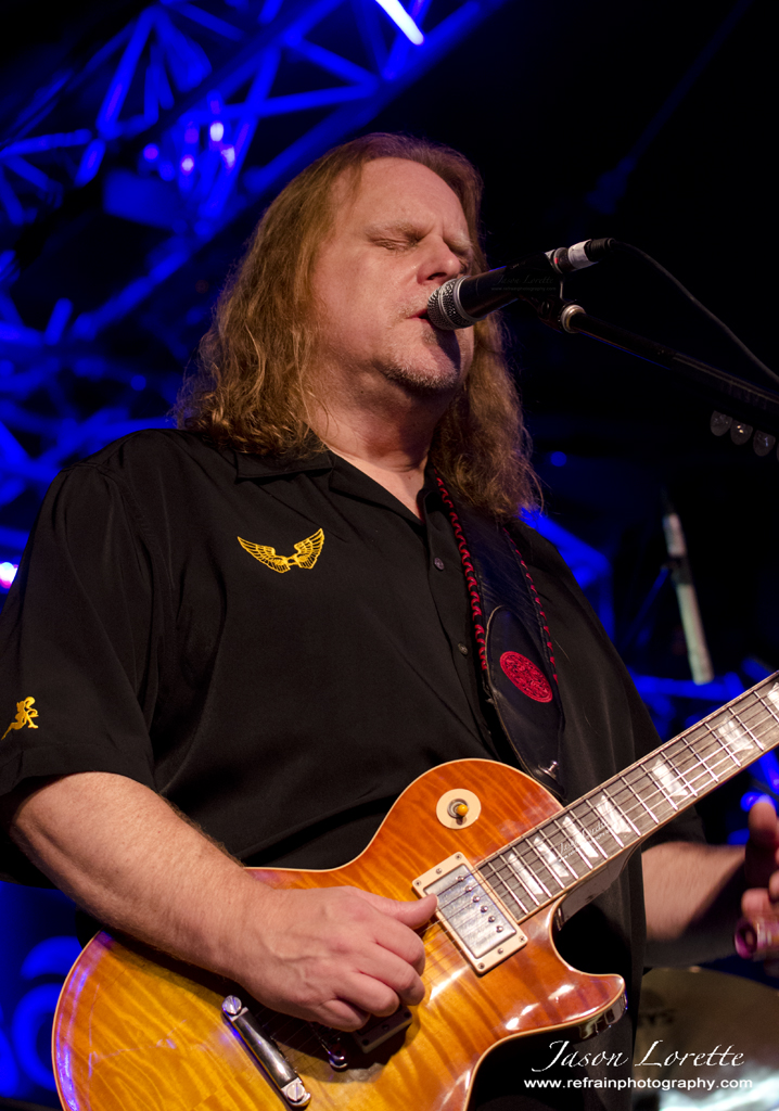Warren Haynes - 2013 Harvest Jazz & Blues Festival