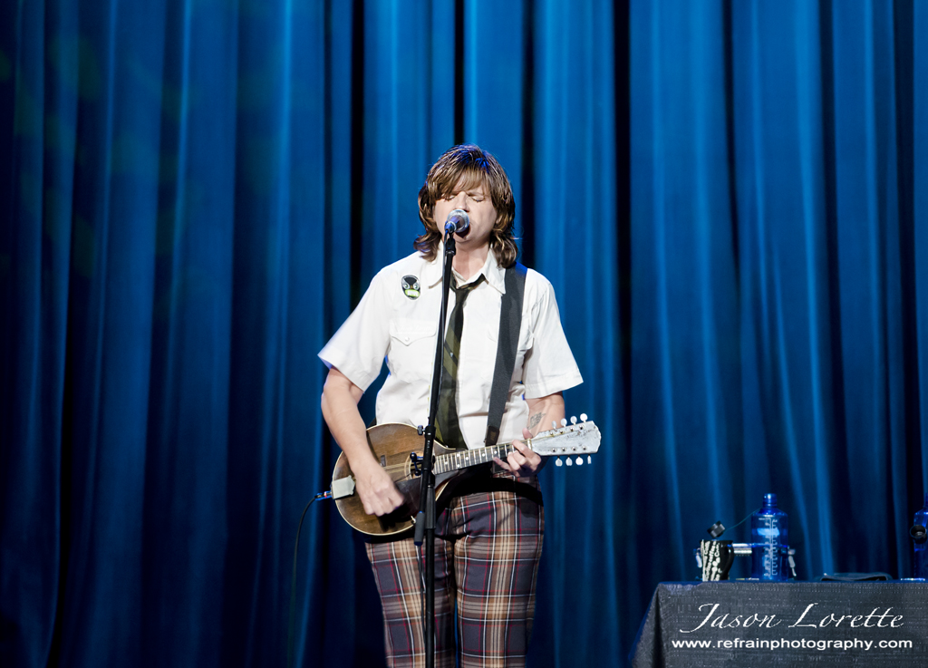 Amy Ray - Casino NB -  10/22/13 - Refrain Photography