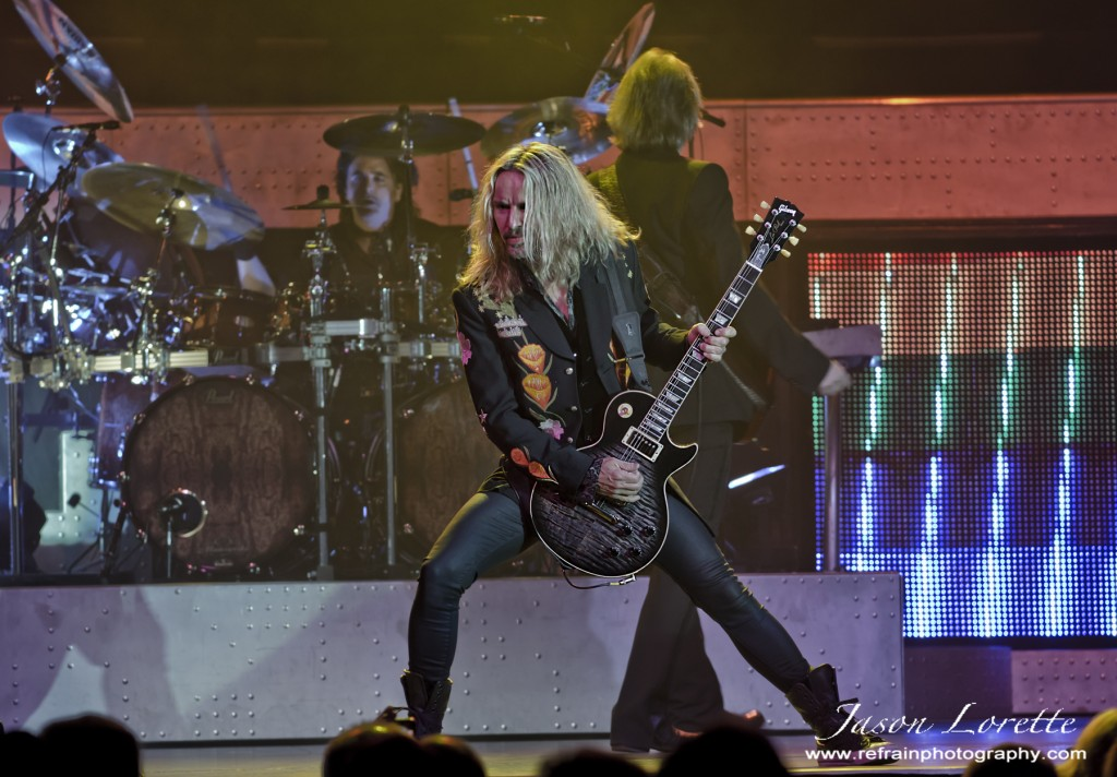 Tommy Shaw - Styx - Casino NB - 11/12/13
