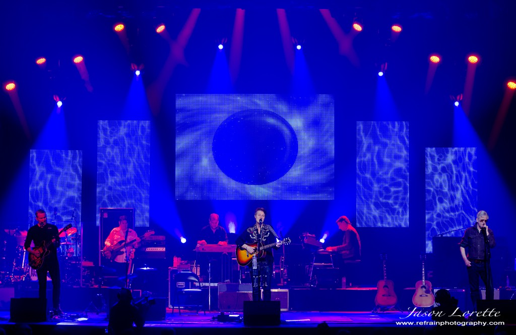 Blue Rodeo - Casino NB - 02/06/2014 ~ Refrain Photography