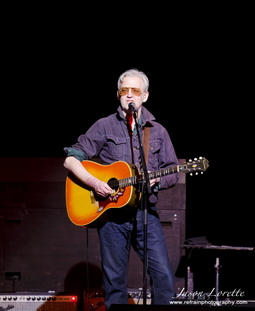 Greg Keelor - Blue Rodeo - Casino NB - 02/06/2014 ~ Refrain Photography