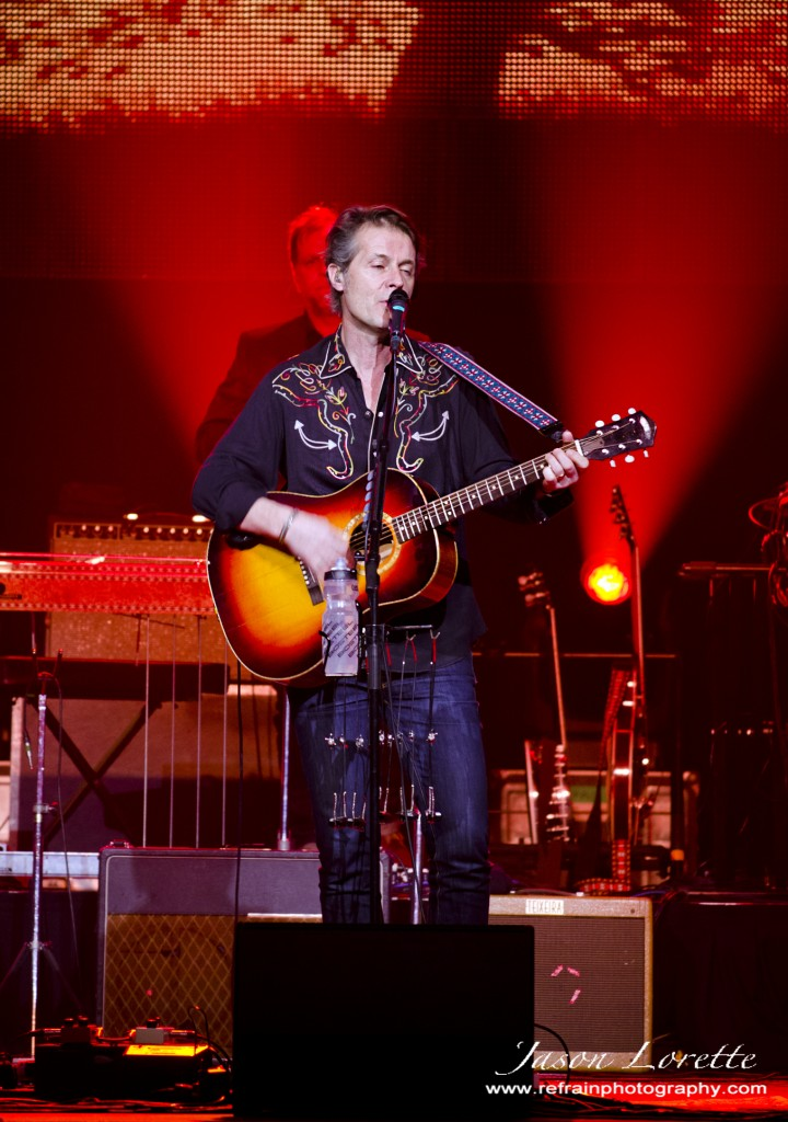 Jim Cuddy - Blue Rodeo - Casino NB - 02/06/2014 ~ Refrain Photography