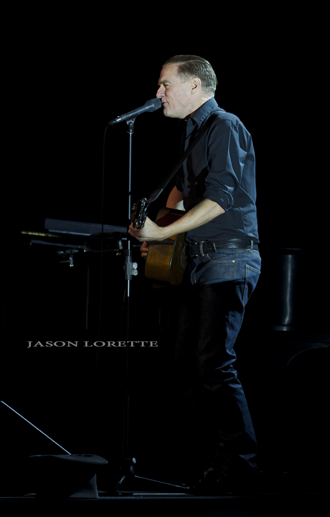Bryan Adams - Bare Bones Tour - Moncton Coliseum - 04/30/14 ~ Refrain Photography