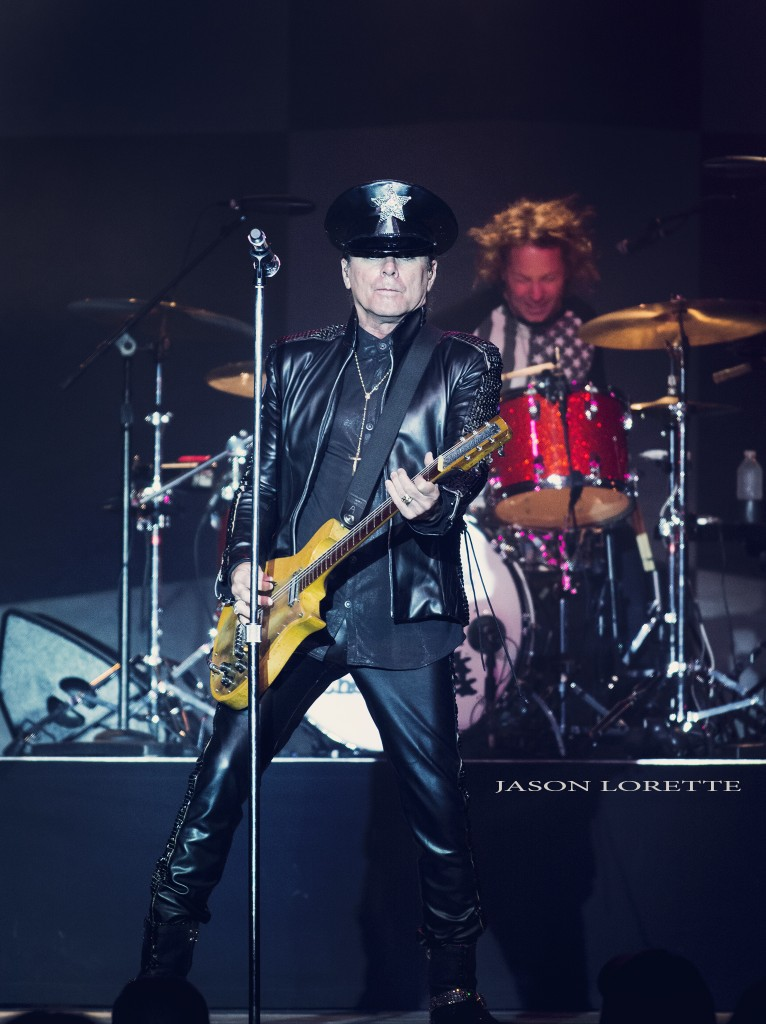 Cheap Trick - Casino NB - 08/23/14 ~ Refrain Photography