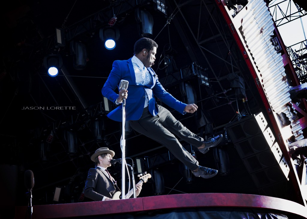 Vintage Trouble - Magnetic Hill - Moncton, NB - 09/05/15 ~ Refrain Photography