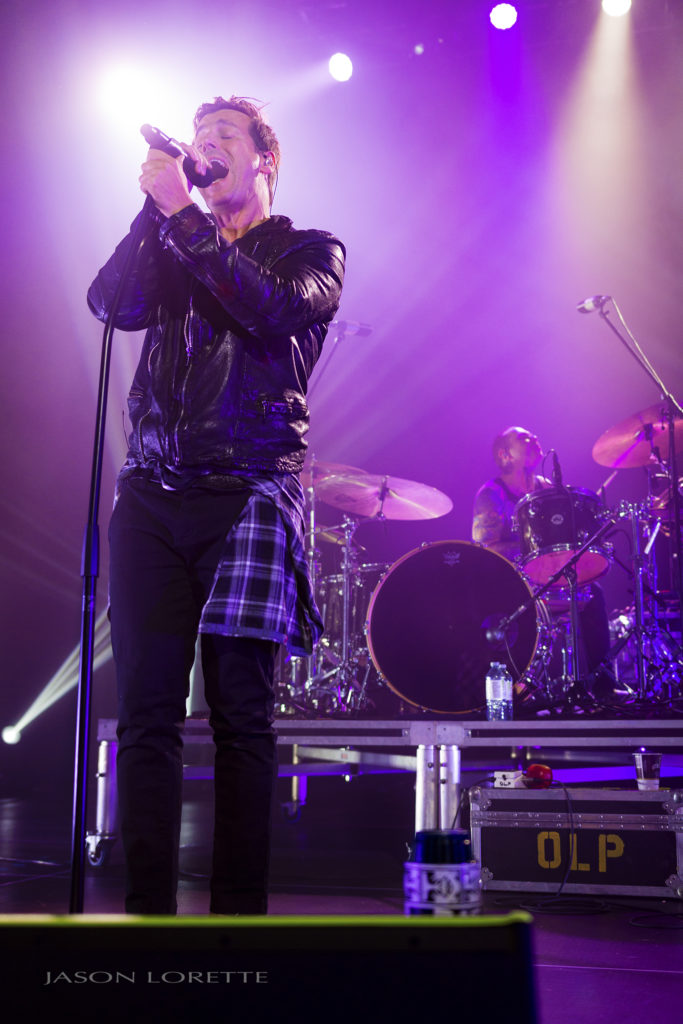Raine Maida & Our Lady Peace - Casino NB - 11/04/16 ~ Refrain Photography