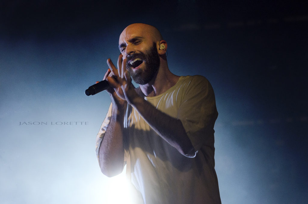 X Ambassadors - Casino NB - 11/18/16 ~ Refrain Photography